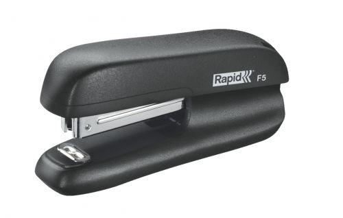 Rapid Mini F5 Stapler - Black