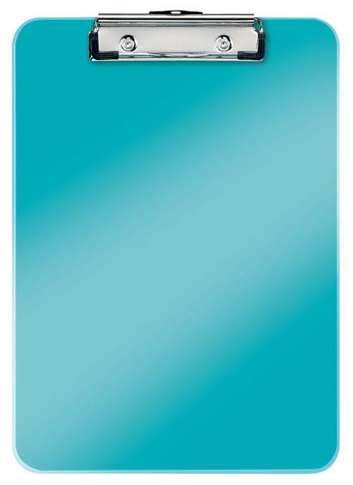 Leitz WOW Clipboard A4 - Ice Blue - Outer carton of 10