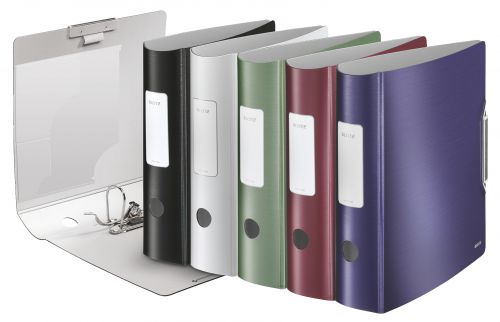Leitz 180 Active Style LAF A4 PP 80mm Assorted PK5