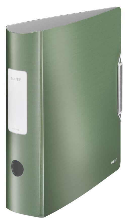 Leitz 180 Active Style LAF A4 PP 80mm Celadon Green PK5