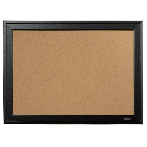 Nobo Cork Board Black Frame 585x430mm