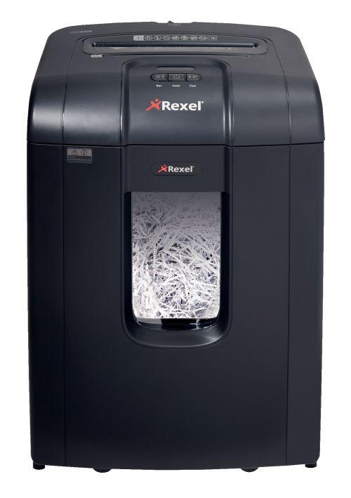 Rexel RSS2434 Shredder 6mm Strip Cut 34 Litre 24 Sheets 2105024