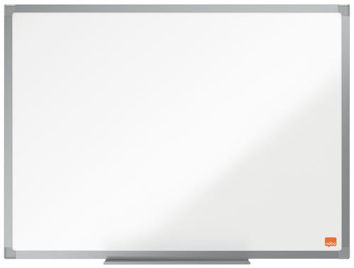 Nobo Basic Steel Whiteboard 600x450mm