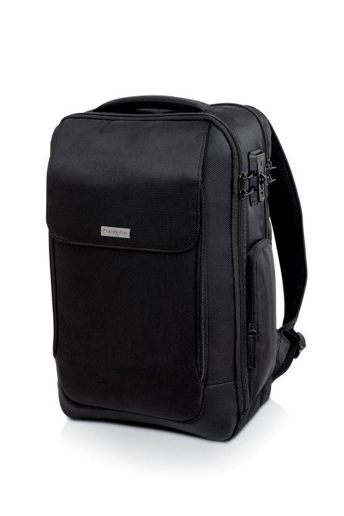 """Kensington SecureTrek 15.6"""" Backpack Black"""