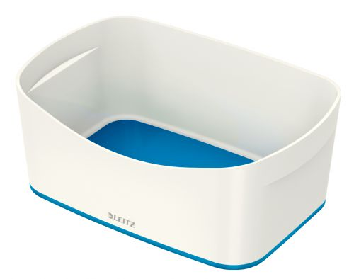 Leitz MyBox Storage Tray WOW White Blue