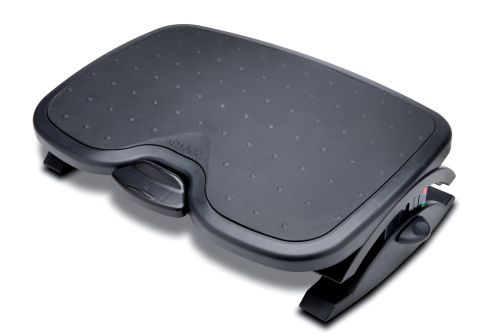 Kensington SoleMate Plus Footrest - Black
