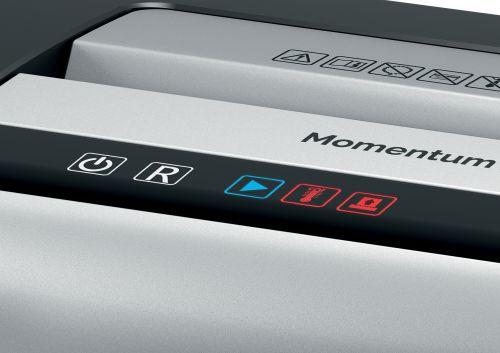 Rexel Momentum X410 Cross-Cut Shredder 2104571 | RX52312 | ACCO Brands