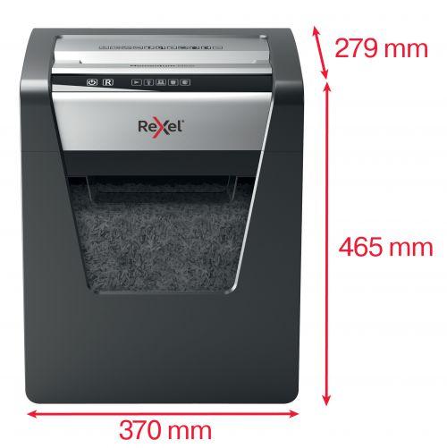 Rexel Momentum M510 Micro-Cut P-5 Shredder 2104575