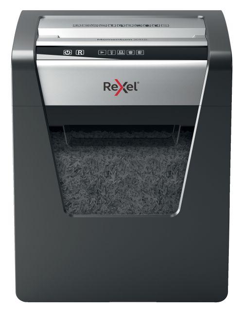 Rexel Momentum X415 Cross-Cut Shredder