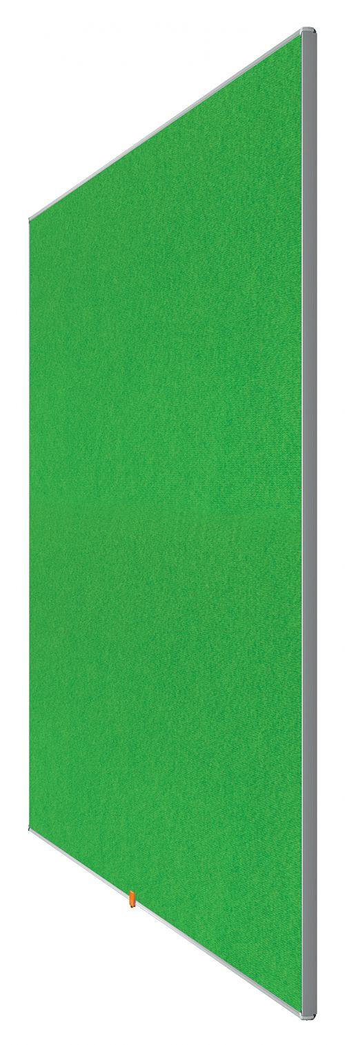 Nobo Widescreen 85inch Green Felt Noticeboard 1880x1060mm 1905317 NB52302