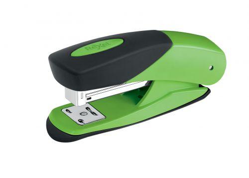 Rexel Choices Matador Half Strip Stapler Green