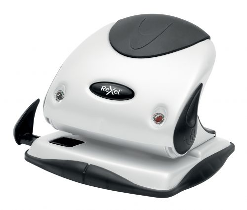 Rexel Choices P225 2 Hole Punch White