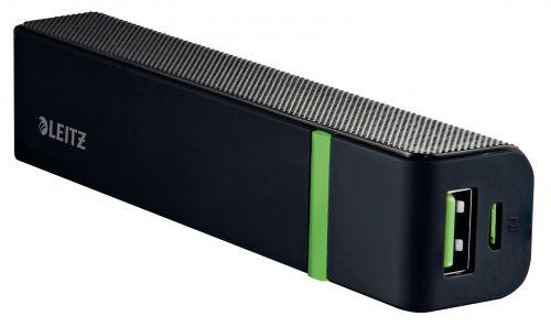 Leitz Complete USB Power Bank 2600 Black