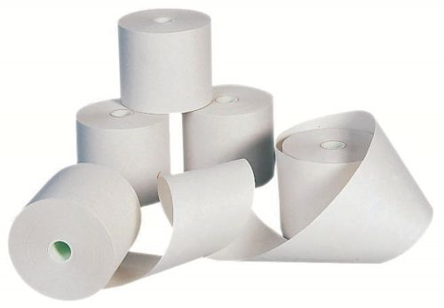 Ibico Thermal Paper Roll for Ibico 1491x/ 1228x Calculators White (Pack of 5)