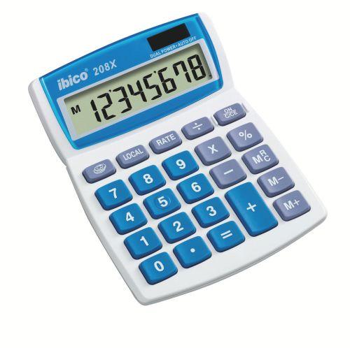 Ibico 208X Calculator EU