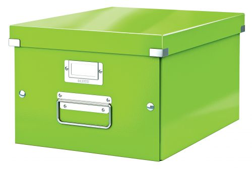 Leitz Click & Store Medium Box Green