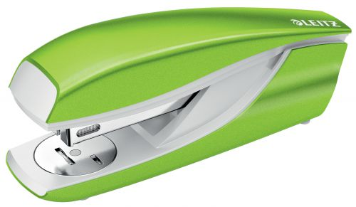 Leitz New NeXXt WOW Metal Office Stapler 30sh Green