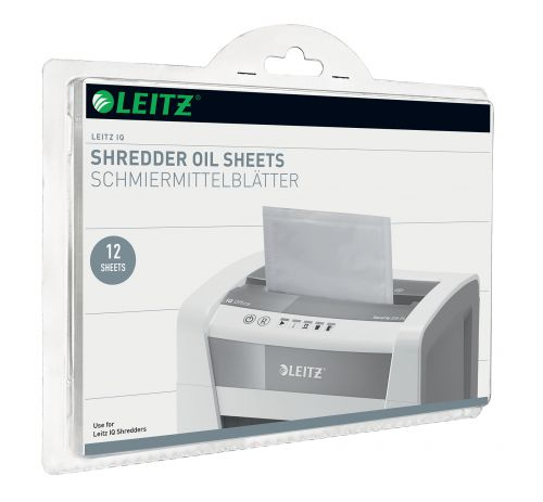 Leitz IQ Oil Sheets (Pack of 12)