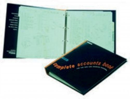 Rexel Twinlock Complete Accounts Book Refills