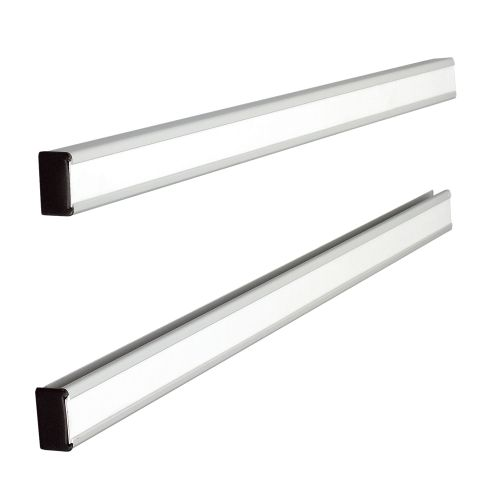 Nobo T-Card Support Rails 10 Link (Pack 2)