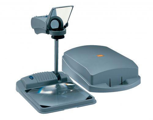 Nobo Quantum Portable Overhead Projector 2523T. Grey