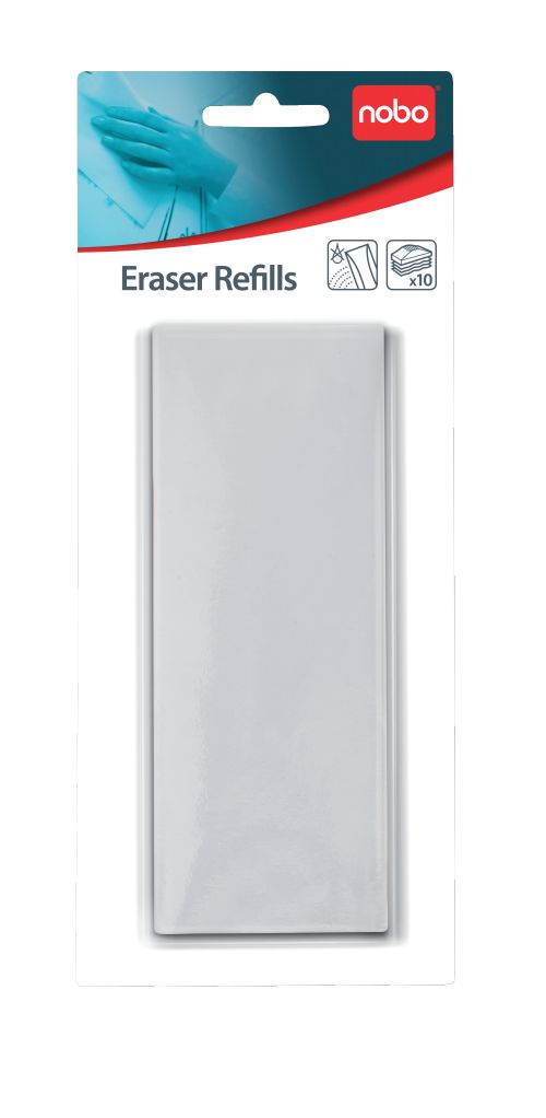 ValueX Whiteboard Eraser Refills