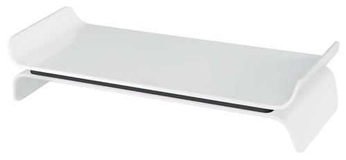 Leitz Ergo WOW Adjustable Monitor Stand Black