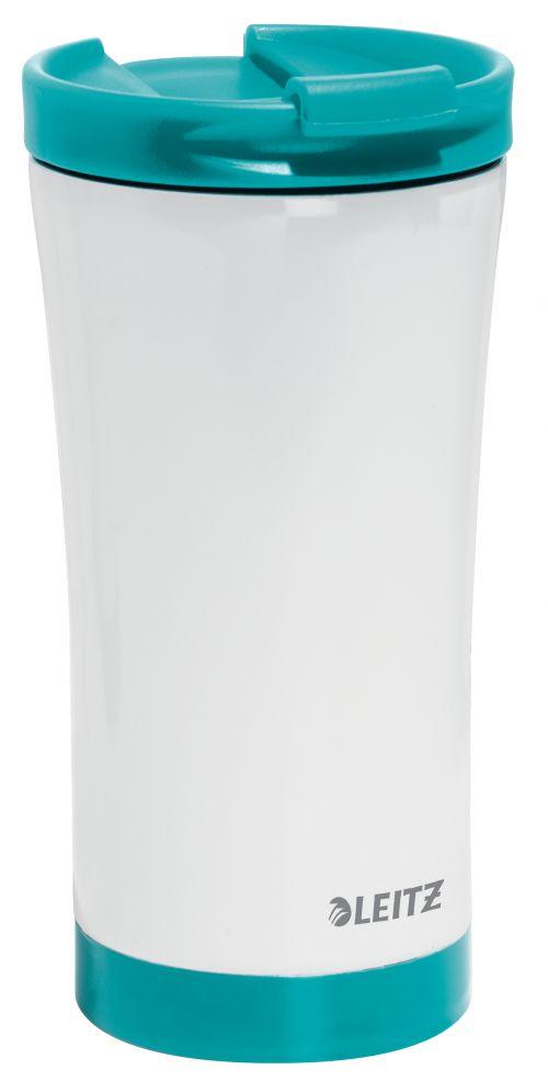 Leitz WOW Travel Mug Ice Blue