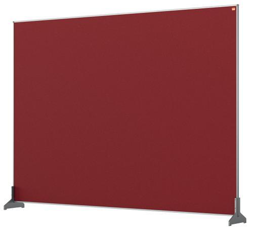 Nobo Impression Pro Desk Divider Screen Felt Surface  1400x1000mm