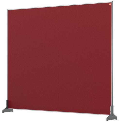 Nobo Impression Pro Desk Divider Screen Felt Surface  1200x1000mm