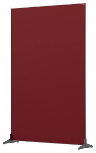 Nobo Impression Pro Free Standing Room Divider Screen Felt Surface 1200x1800mm
