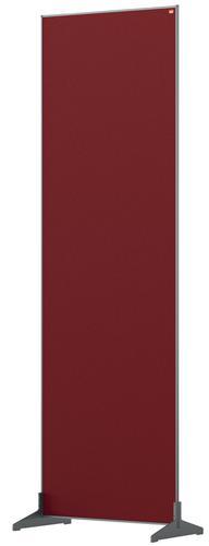 Nobo Impression Pro Free Standing Room Divider Screen Felt Surface 600x1800mm