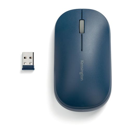 Kensington SureTrack Dual Wireless Mouse Blue