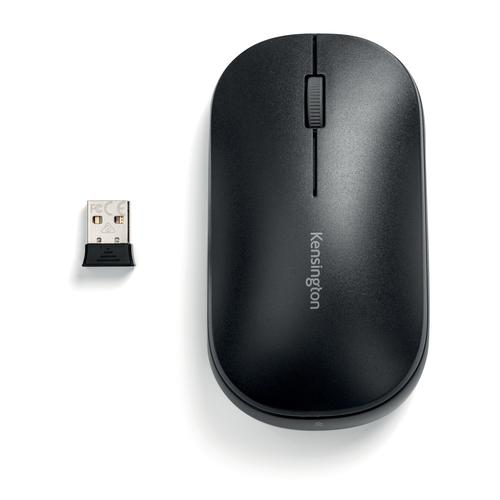 Kensington SureTrack Dual Wireless Mouse Black