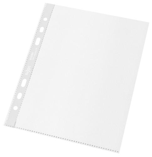 Rexel Pocket Recycled PP 70 micron A5 White (Pack of 50) 2115703 by ACCO Brands, RX61707