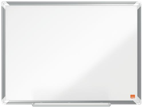 Nobo Premium Plus Enamel Magnetic Whiteboard 600x450mm