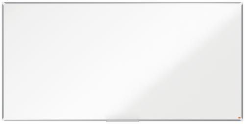 Nobo Premium Plus Enamel Magnetic Whiteboard 2400x1200mm