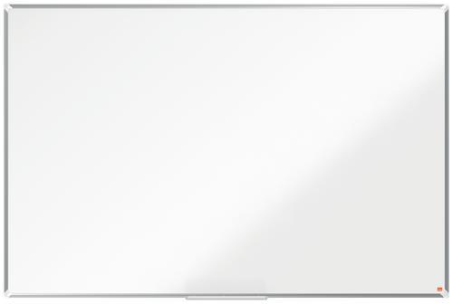 Nobo Premium Plus Steel Magnetic Whiteboard 1800x1200mm