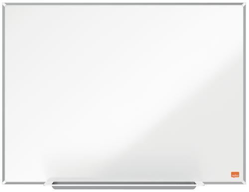 Nobo Impression Pro Enamel Magnetic Whiteboard 600x450mm White