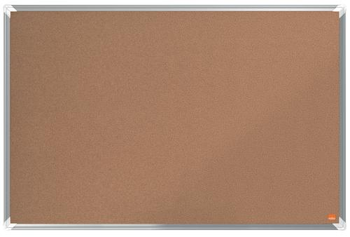 Nobo Premium Plus Cork Notice Board 900x600mm