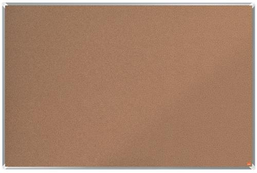 Nobo Premium Plus Cork Notice Board 1500x1000mm