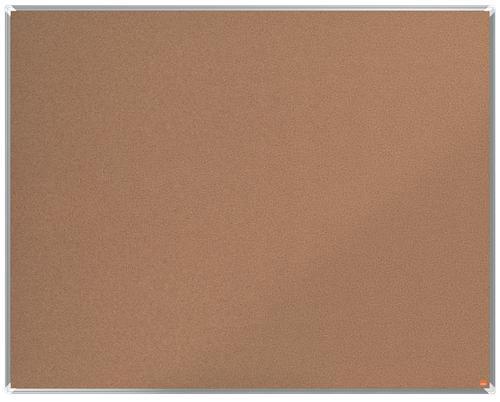 Nobo Premium Plus Cork Notice Board 1500x1200mm