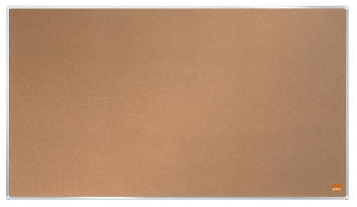 Nobo Impression Pro Widescreen Cork Board 710x400mm