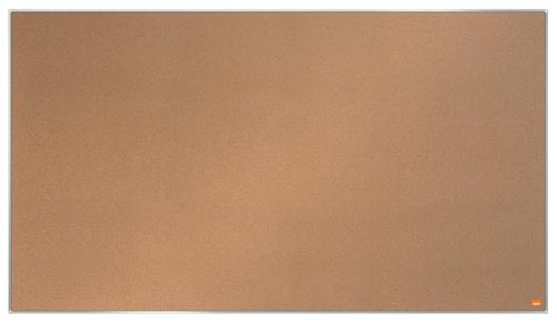 Nobo Impression Pro Widescreen Cork Board 1220x690mm
