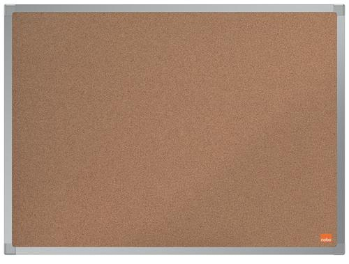 Nobo Essence Cork Notice Board 600x450mm