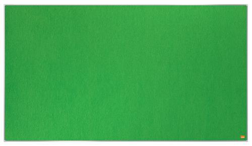Nobo Impression Pro Widescreen Green Felt Brd 1220x690mm