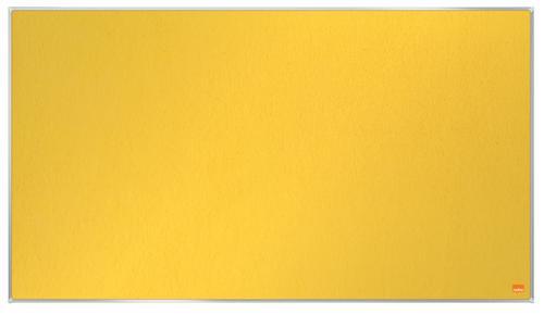 Nobo Impression Pro Widescreen YW Felt Board 890x500mm