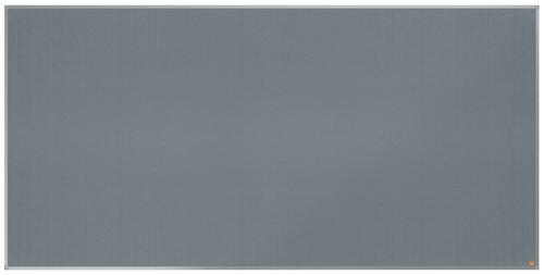 Nobo Essence Grey Felt Notice Board 2400x1200mm