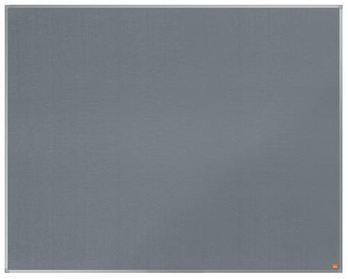 Nobo Essence Grey Felt Notice Board 1500x1200mm