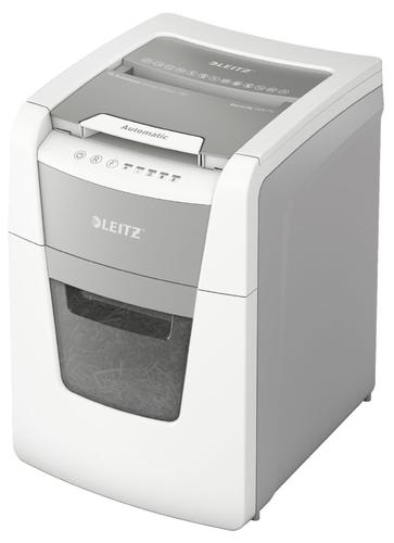 Leitz IQ AutoFeed Small Office 100 P4 Shredder